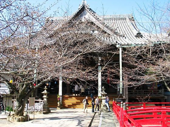 紀三井寺本殿