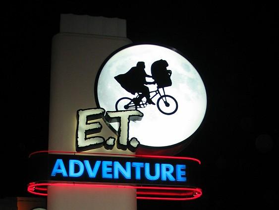 ET 冒險劇場