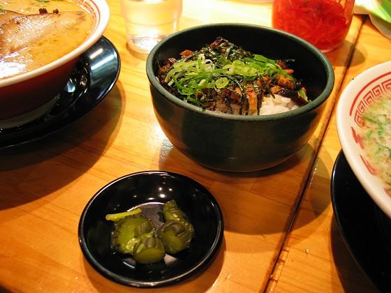 四天王的叉燒套餐