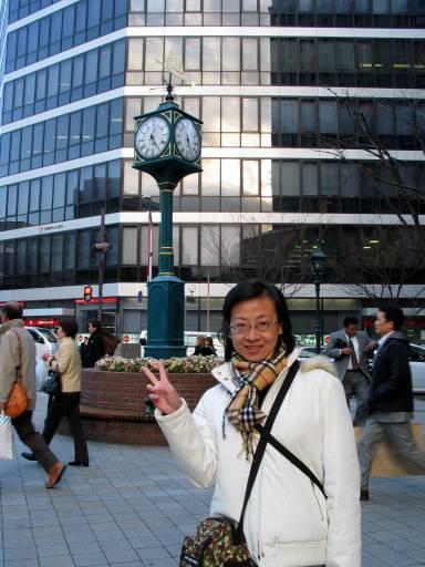 神戸街頭一景