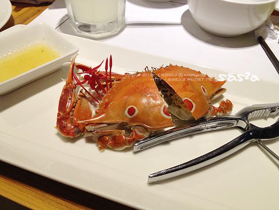 182薑醋凍蟹