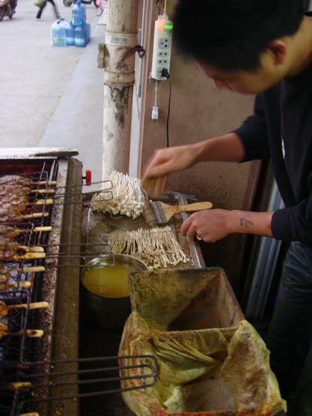 烤金針菇.JPG