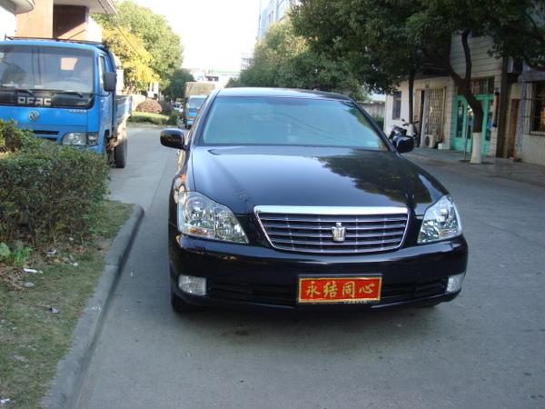 大陸禮車車牌.JPG