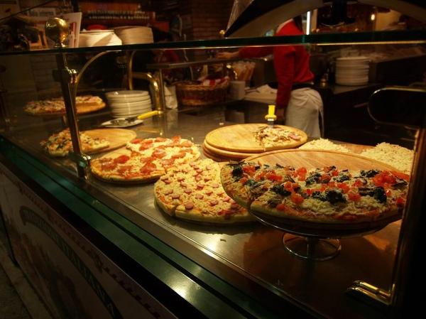 道地義大利pizza