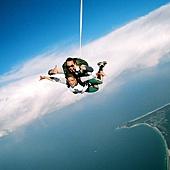 4.Sky-Diving