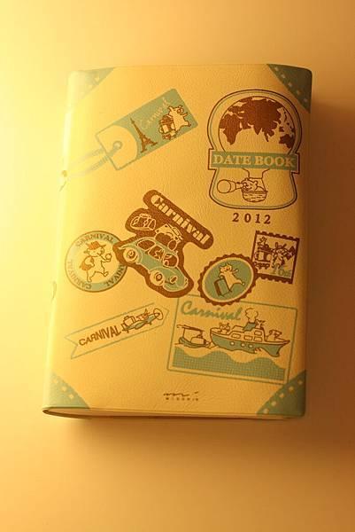 2012手帳