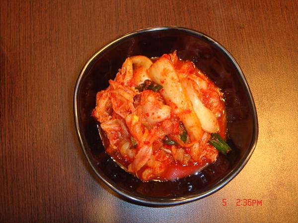 韓式泡菜2