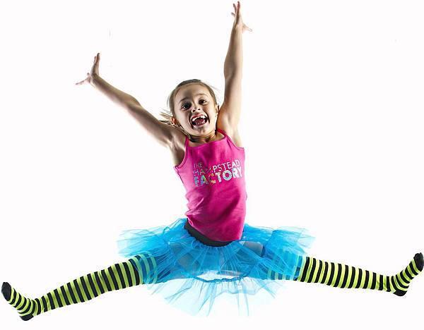 摩娑舞團- 兒童舞蹈