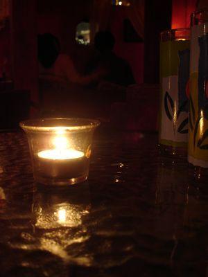 伊莎 燭光