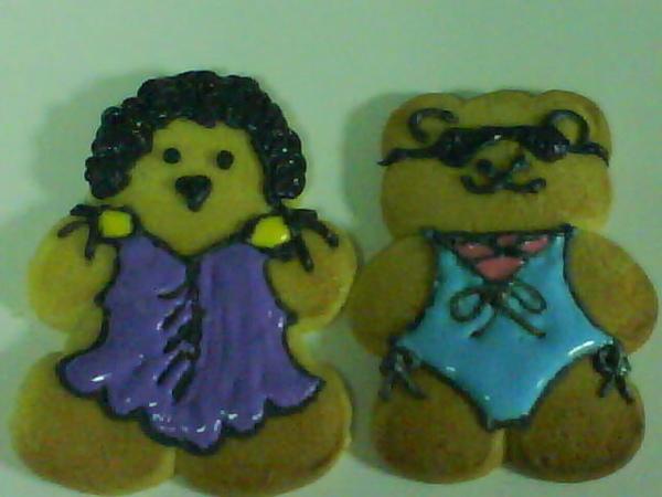 彩繪餅乾母親節