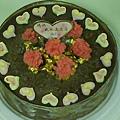9吋母親節瑞士蓮巧克力蛋糕