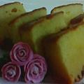 蔓越莓優格蛋糕1