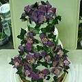 5層蘭花蛋糕1
