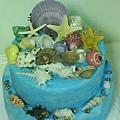 3層海洋蛋糕2