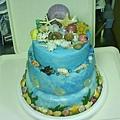 3層海洋蛋糕1