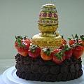 俄羅斯彩蛋蛋糕2