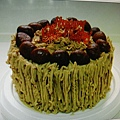 法式栗子蛋糕2