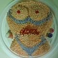 10吋波霸恐龍蛋糕