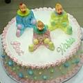 8吋小丑蛋糕
