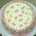 8吋碗豆花蛋糕