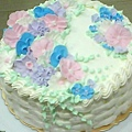 8吋花園蛋糕
