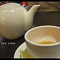 我點的是不傷胃的茶!