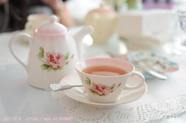 英式下午茶禮儀