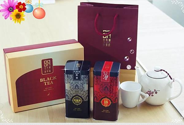 日月潭紅茶廠精選禮盒5
