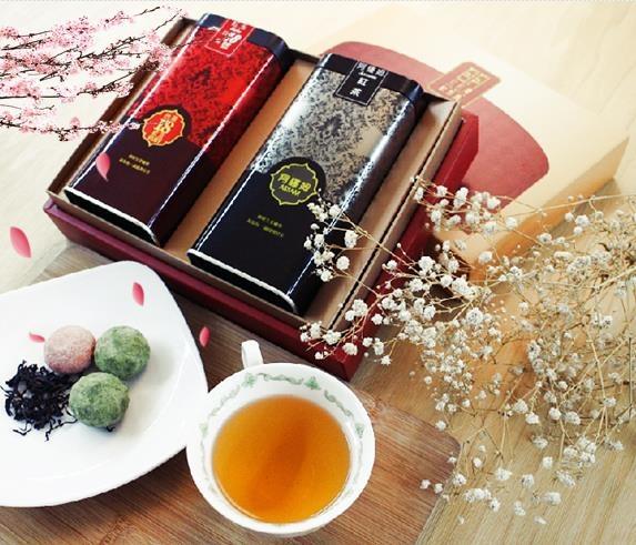 茶葉禮盒挑選