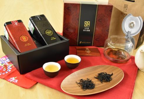 日月潭紅茶精選開箱