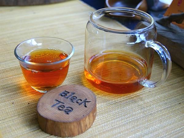 日月潭紅茶種類