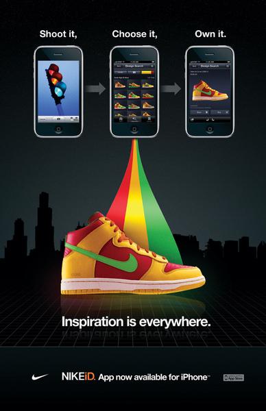 iPhone和iPod touch將搭載Nike iD在線服務