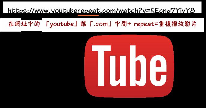 YouTube-重複播放