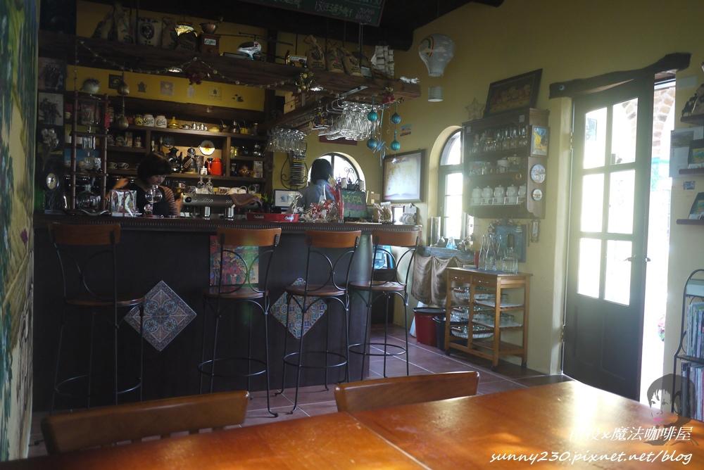 南投魔法咖啡屋34.JPG