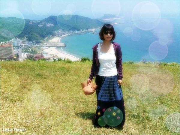 2011年8月,盛夏的海