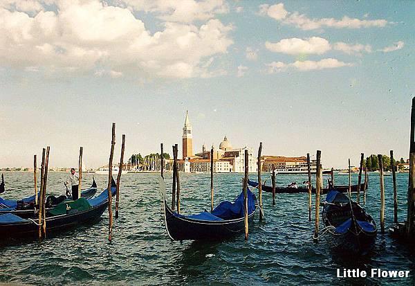 1997年夏天的威尼斯,藏著我青春的記憶。