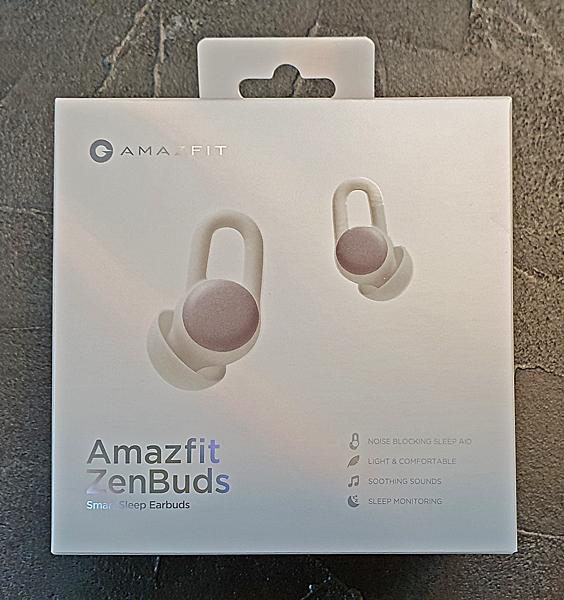 【Amazfit ZenBuds智能助眠耳塞開箱文】降噪 / 隔音 / 防吵 /的舒適睡眠耳塞推薦