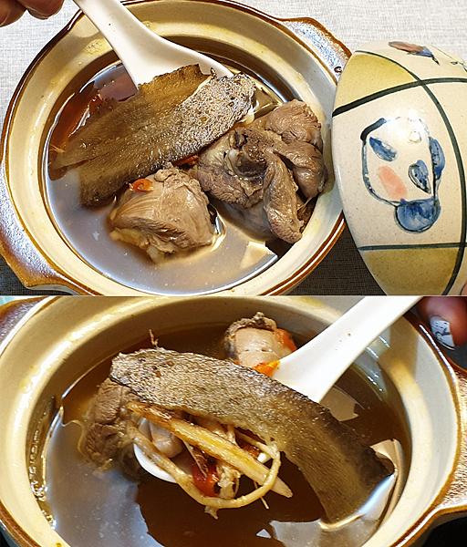 挺益調理餐 養身燉湯