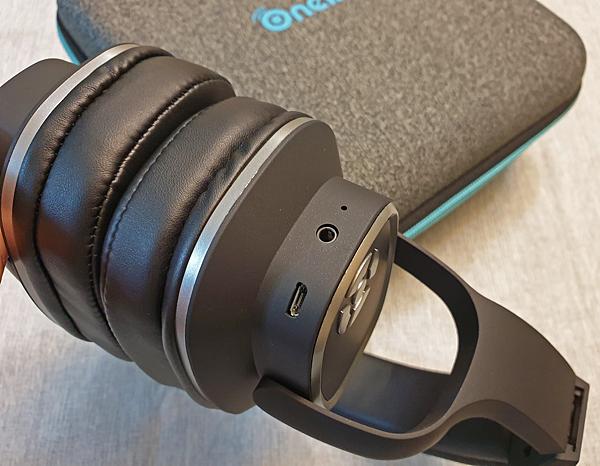 OneDer 頭戴式多功能藍牙耳機喇叭