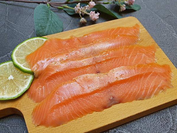 盛和風紐西蘭冷燻鮭魚