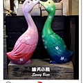 5.晴天小熊-三義ㄧㄚ箱寶-木雕王國塗鴉趣