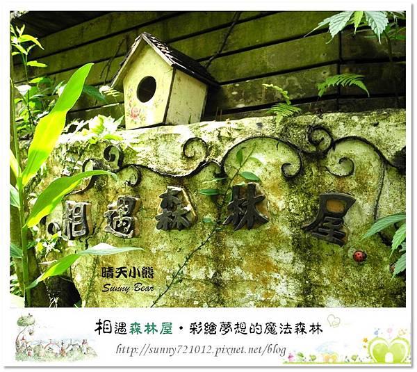 6.晴天小熊-相遇森林屋-彩繪夢想的魔法森林