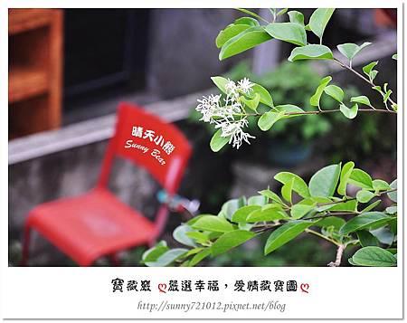5.晴天小熊-寶藏巖-嚴選幸福,愛情藏寶圖