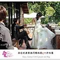 34.晴天小熊-愛Love時尚精品婚紗-在日式建築與回憶相遇-外拍篇