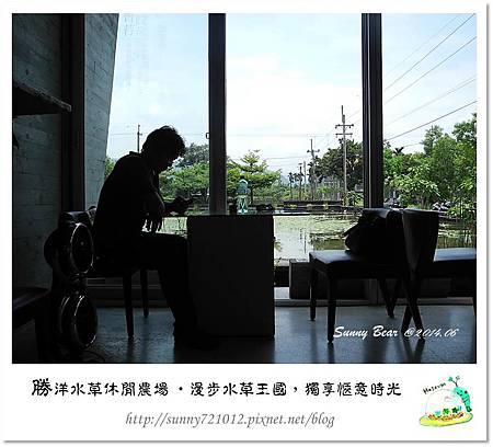 42.晴天小熊-勝洋水草休閒農場-漫步水草王國,獨享愜意時光