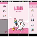 android-apps-line-v3-7-added-pink-cony-theme