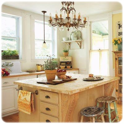 country cottage style kitchens 居家裝潢佈置 鄉村風廚房 圖片分享 2 bay country home 痞客邦 5960