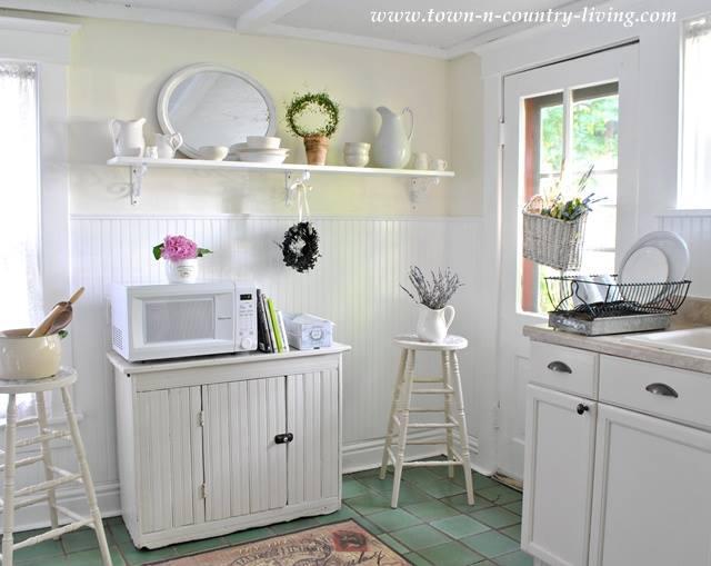 居家裝潢佈置』各式鄉村風廚房 圖片分享 5 @ Sunny