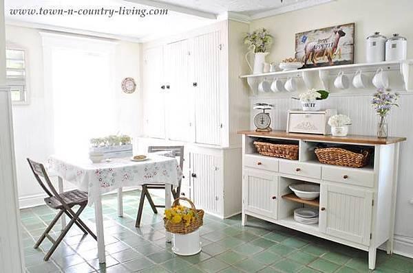 『居家裝潢佈置』各式住家餐廳餐桌空間擺設 圖片分享 3 Sunny Bay Country Home 痞客邦