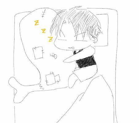 尚恩與雞腿抱枕